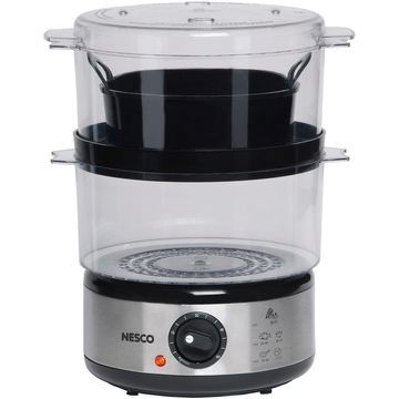 Nesco 5-qt. Steamer with Rice Bowl