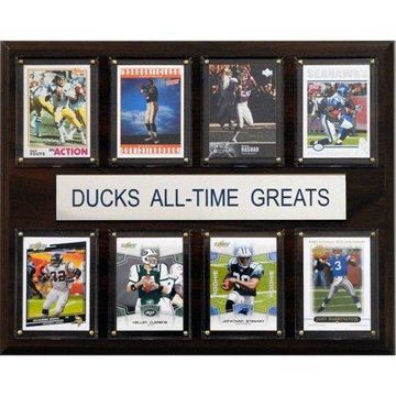 C&I Collectables NCAA Football 12x15 Oregon Ducks All-Time Greats Plaque