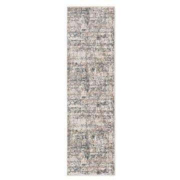 Jaipur Living Dashel 2'3 x 8' Runner in Ivory/Grey
