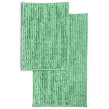 Martha Stewart Collection 2-Pc. Noodle Rug Set, Created for Macy's Bedding