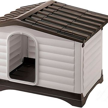 MidWest Ferplast Villa Dog Kennel with Folding Porch