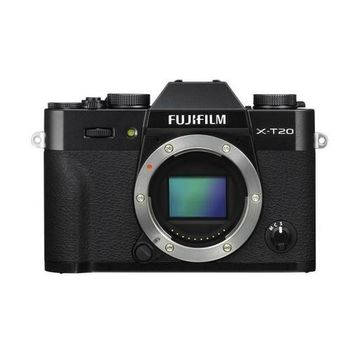 ''Fujifilm X-T20 24.3MP Mirrorless Digital Camera (Body Only), Black #16542490''