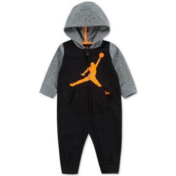 Jordan Baby Girls & Boys Colorblocked Jumpman Coverall