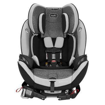 Evenflo EveryStage DLX 3-in-1 Convertible Car Seat -