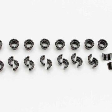 13195-16 10 deg Steel Valve Locks - 0.37 in. Dia.