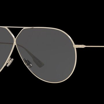 Dior Woman DIORSTELLAIRE3 - Frame color: Gold, Lens color: Silver, Size 65-01/145