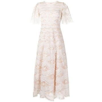 Lunette Blossom Ankle gown