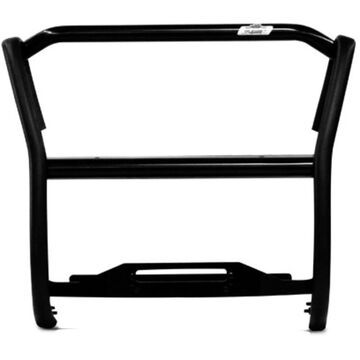 G2623364B Go Rhino Grille Guard, steel go rhino winch bumper powdercoated black