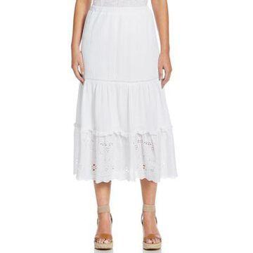 Rafaella Women's Petite Maxi Medium Skirt - -