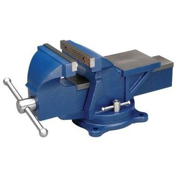 Wilton 11104 4in Jaw Bench Vise with Swivel Base