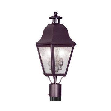 Livex Lighting 2552 Amwell Post Light