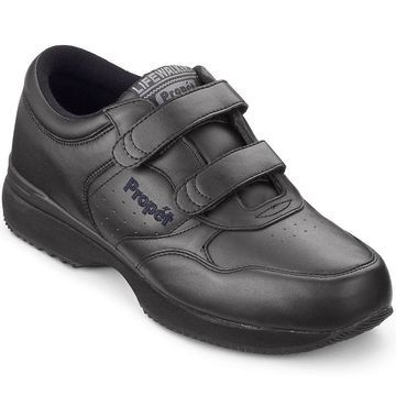 Propet Walker Mens Leather Walking Shoes