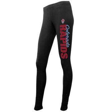 Women's Concepts Sport Black Colorado Rapids Sleep Leggings