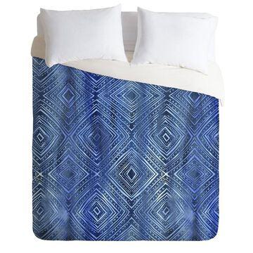Schatzi Brown Diamonds Comforter Set - Deny Designs