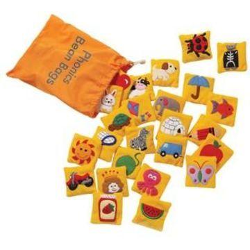 Educational Insights Phonics Bean Bags