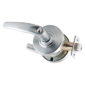 Lever Lockset,Mechanical,Entrance,Grd. 1