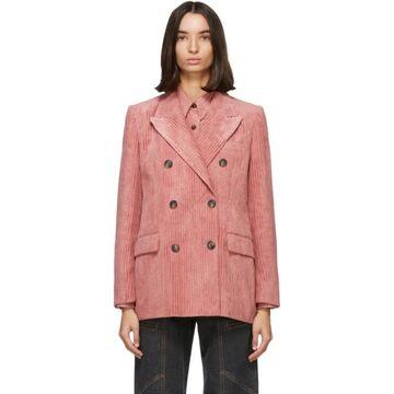 Isabel Marant Etoile Pink Daleyo Blazer