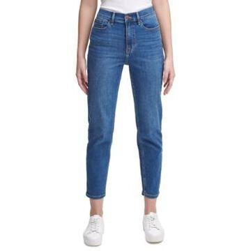 Calvin Klein Jeans High-Rise Slim Ankle Jeans