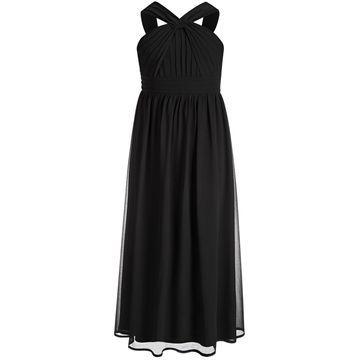 Big Girls Pleated-Bodice Maxi Dress