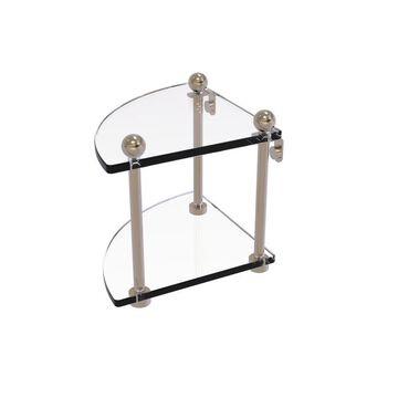 Allied Brass Prestige Regal-Tier Bathroom Shelf