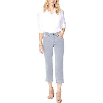 NYDJ Womens Capri Jeans Skinny Tummy-Control