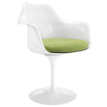 Modway Lippa Dining Fabric Armchair