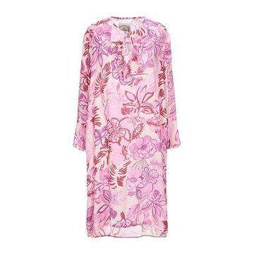 PINK MEMORIES Short dress