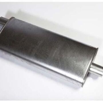 Rugged Ridge Exhaust Parts, Omix Muffler Replacement , V8
