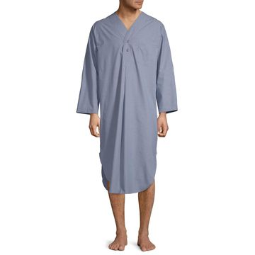 Stafford Broadcloth Nightshirt