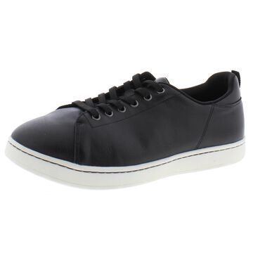 Drew Mens Skate Walking Shoes Leather Low Top