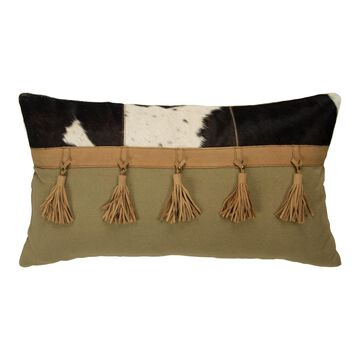 Rizzy Home Leah Throw Pillow