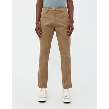 Sid Twill Pant in Leather
