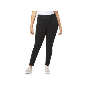 Wallflower - Juniors Womens Mid Rise Skinny Fit Jean