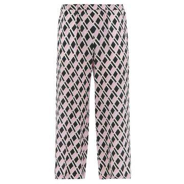 Weekend Max Mara - Marruca Trousers - Womens - Pink Multi