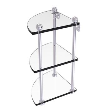 Allied Brass Prestige Regal-Tier Bathroom Shelf