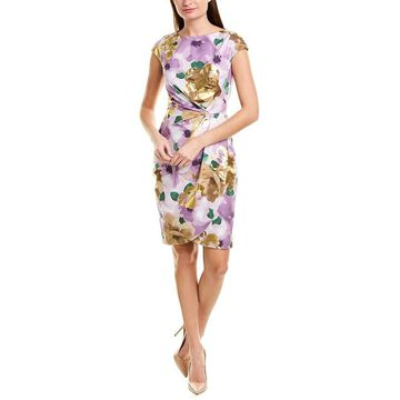 Lela Rose Sheath Dress