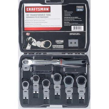 Craftsman Transformer Tool Metric Set