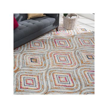 Tayse Sofia Rectangular Indoor Rugs