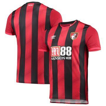 Umbro AFC Bournemouth Red/Black 2019/20 Home Replica Jersey