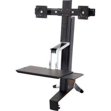 Ergotron WorkFit-S Dual Monitor Sit-Stand Workstation