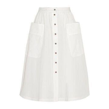 TOMAS MAIER Midi skirt