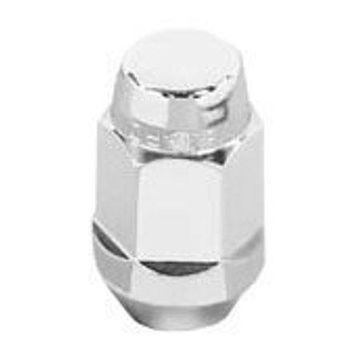 McGard 69412 Chrome Bulge Cone Seat Style Lug Nut (M12 x 1.5 Thread Size) - Box of 100