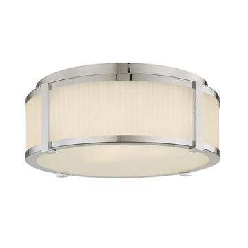 Sonneman Lighting Roxy 16 inch 3-Light Surface Mount