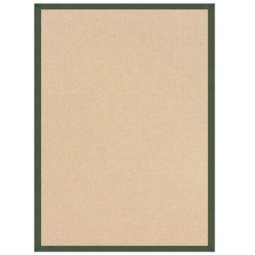 Linon Athena Rug, Green, 2.5X8 Ft