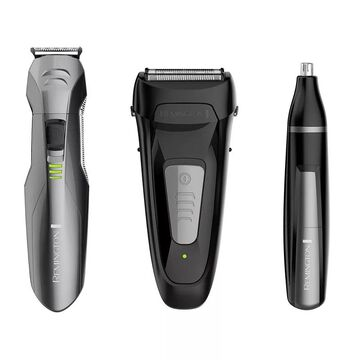 Remington All-In-One Shave & Detail Grooming Set, Black