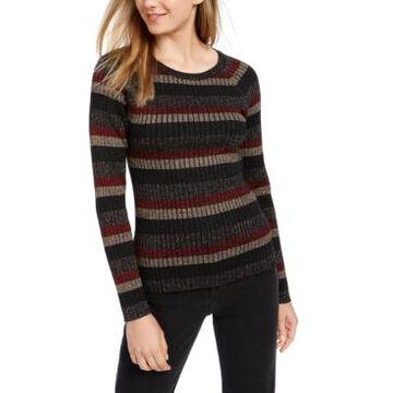Bcx Juniors' Striped Sweater