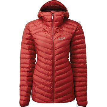 Rab Women's Cirrus Alpine Jacket - XS - Ascent Red