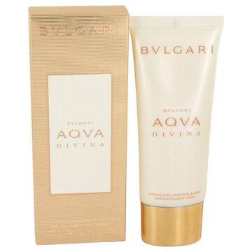 Bvlgari Aqua Divina by Bvlgari Body Lotion 3.4 oz for Women