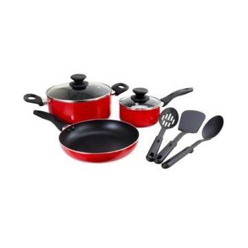 Gibson Palmer 8 Piece Cookware Set