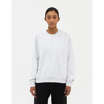 Chasy Sweatshirt in Ash Heather
